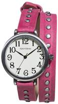 Tokyobay Tokyo Bay TL427-RS Women's Austin Stainless Leather Strap beige Dial Watch
