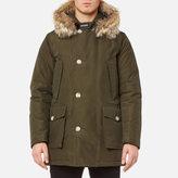 Woolrich Men's Arctic Parka Jacket Dark Green