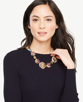 Ann Taylor Spring Crystal Necklace