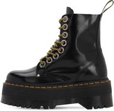 Dr. Martens 60mm Brushed Leather Boots