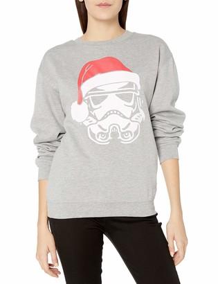 Star Wars Women's Ugly Christmas Crew Sweatshirt