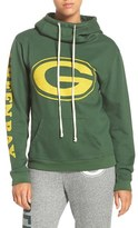 Junk Food Clothing Women's 'Green Bay Packers' Cotton Blend Hoodie