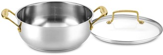 Cuisinart Mineral Collection 4-qt. Stainless Steel Dutch Oven