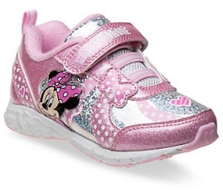 Josmo Girl's Minnie Mouse Sneakers