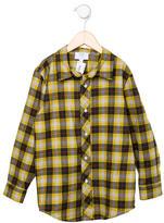 Baby CZ Boys' Plaid Shirt w/ Tags