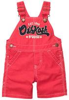 Osh Kosh Poplin Shortalls