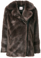 Urban Code Urbancode faux fur coat