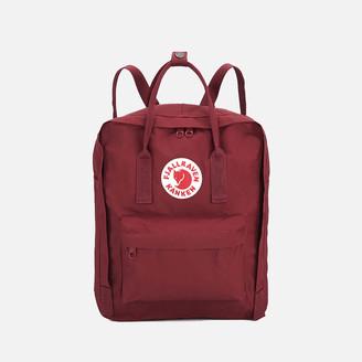 Fjallraven Women's Kanken Backpack - Ox Red