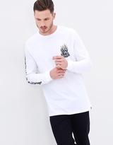 Quiksilver Mens Hot Deals Long Sleeve T Shirt
