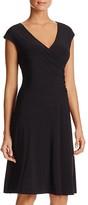 Nic+Zoe Faux Wrap Dress
