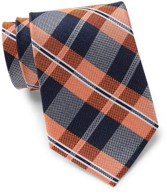 Tommy Hilfiger Silk Lakeview Plaid Tie