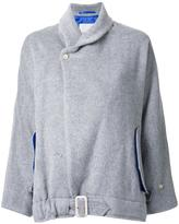 Theatre Products buckled detailing loose-fit jacket