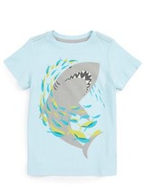 Tea Collection Toddler Boy's Great White T-Shirt
