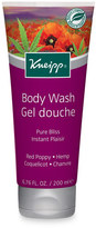 Kneipp Red Poppy + Hemp Pure Bliss Body Wash
