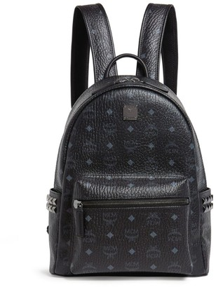 MCM Small-Medium Studded Stark Backpack