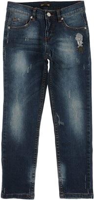 Roberto Cavalli JUNIOR Denim pants