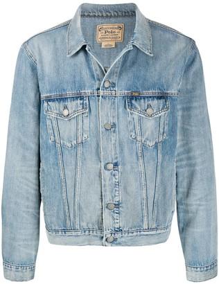 Polo Ralph Lauren Denim Short Jacket