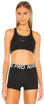Nike Med Pad Shadow Sports Bra
