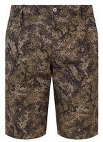 Dolce & Gabbana Camouflage Print Shorts