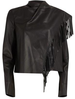 Isabel Marant Nestor leather jacket