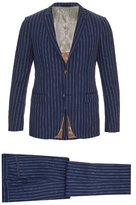 Gucci Monaco Striped Suit