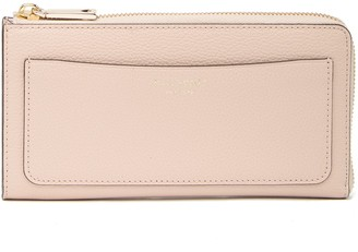 Kate Spade eva leather continental wallet