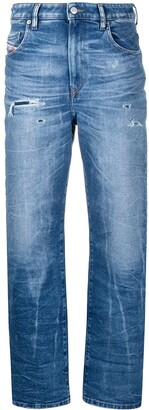 Diesel D-Reggy 009MV straight jeans