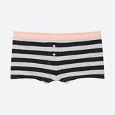 Uniqlo WOMEN Boy Shorts (Stripe)