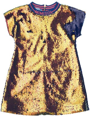 Mi Mi Sol Sequined Dress
