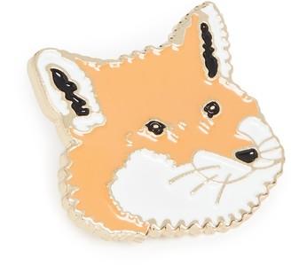 MAISON KITSUNÉ Fox Head Pins