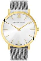 Larsson & Jennings Unisex-Adult Watch LGN40-CMSLVGLD-CS-Q-P-GW-O