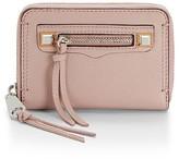 Rebecca Minkoff Mini Regan Zip Bag Wallet