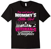 BeeTee: Veteran's Daughter - Not Mommy's Little Girl T-Shirt