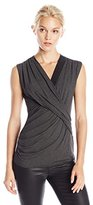 Bailey 44 Women's Wythe Wrap Front Sleeveless Top