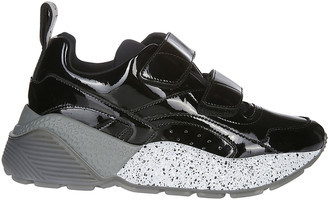 Stella McCartney Eclypse Velcro Strap Sneakers