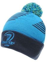 Canterbury of New Zealand Mens Leinster Bobble Hat Beanie Warm Knitted