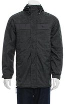 adidas Zip-Front Down Coat