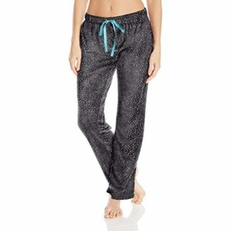 Bottoms Out Women's Printed Micro Fleece Pajama Pant