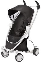 Quinny Zapp Xtra Stroller with Folding Seat, Black Irony by