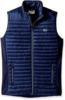 Lacoste Men's Sport Golf Ripstop Vest