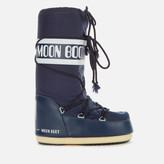 Moon Boot Women's Nylon Boots - Blue