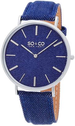 So & Co So&Co Unisex Soho Watch