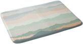 Deny Designs Desert Sage Dunes Bath Mat