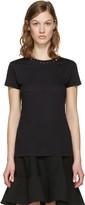 Valentino Black 'Rockstud Untitled' 09 T-Shirt