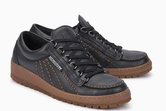 Mephisto Black Rainbow Casual Shoe - UK7 - Brown