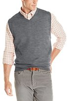 Cutter & Buck Men's Douglas V-Neck Sweater Vest