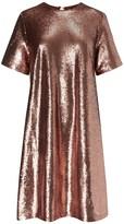 Fashion Union Curve Sequin Dress