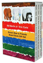 Brown Bear and Friends Board Book Gift Set