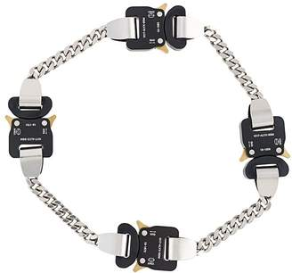 Alyx Buckles 4 Ever chain necklace