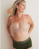 aerie Padded Romantic Lace Bralette